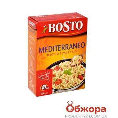 Рис Босто (Bosto) средиземноморский 500 г – ИМ «Обжора»