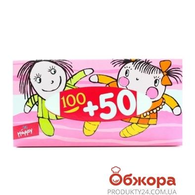Салфетки Мелочи Жизни Универсальные Белла (Bella) Baby Happy (100+50 шт.) – ИМ «Обжора»