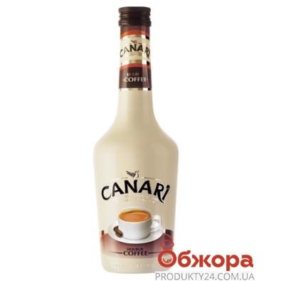 Ликер Канари (Canari) Коффи 0,35л – ИМ «Обжора»