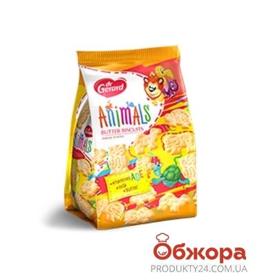 Печенье Доктор Жерар  Animals 150г сливочное – ИМ «Обжора»