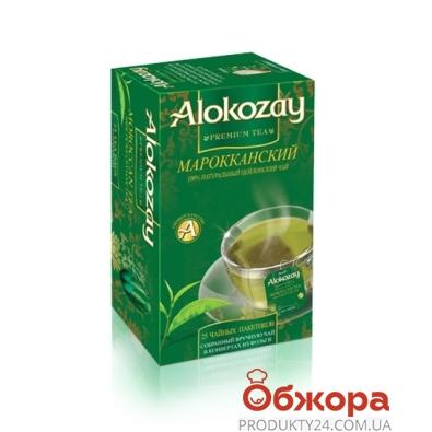 Чай Алокозай (Alokozay)  мороканский с мятой 25 п – ИМ «Обжора»