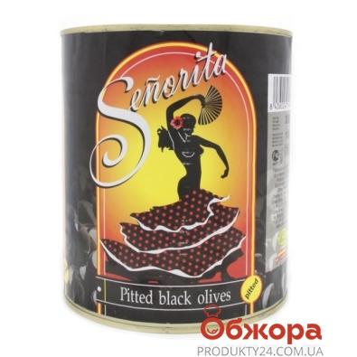 Маслины Сеньйорита  420 б/к – ИМ «Обжора»