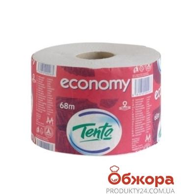 Туалетная бумага TENTO ECONOMY 1х68м – ИМ «Обжора»