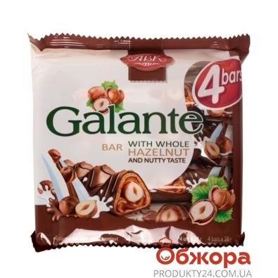 Батончик АВК Galante с фундуком орех 152г – ИМ «Обжора»