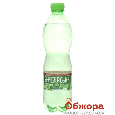 Вода Березовская  0,5 л – ИМ «Обжора»