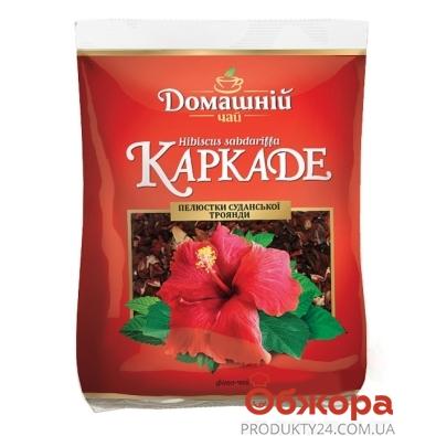 Чай Домашний чай Каркаде 70 г – ИМ «Обжора»