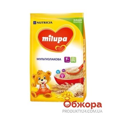 Каша Милупа (Milupa) безмолочная мультизлаковая 170 г – ИМ «Обжора»