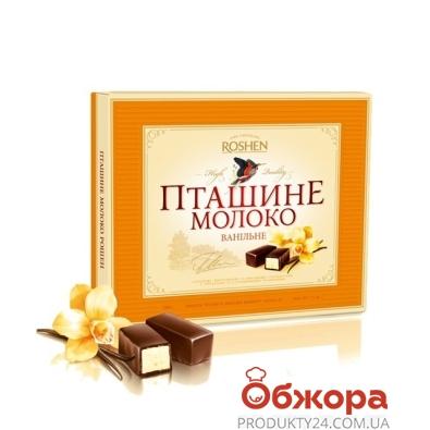 Конфеты Рошен (Roshen) Птичье молоко 150 г ваниль – ИМ «Обжора»