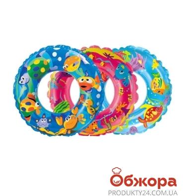 Круг надувной рыбки 61см. 59242 ODC00144 – ИМ «Обжора»