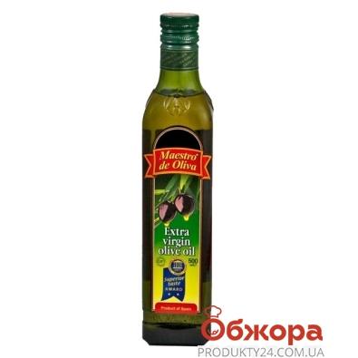 Оливковое масло Иберика Extra Virgen BIO 0,5 л – ИМ «Обжора»