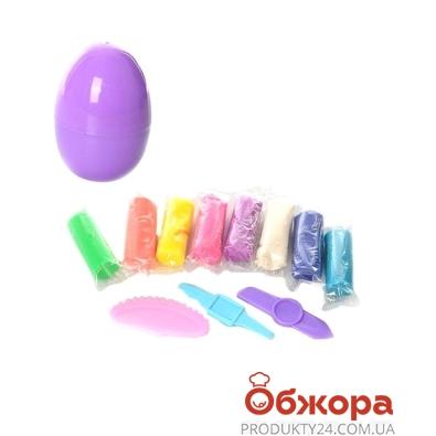 Тесто для лепки MK 0024 8 цветов,сетка, инсрум. 3 шт.,  7-11-7 см ODC52245 – ИМ «Обжора»