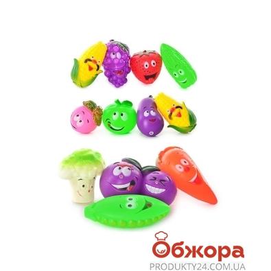 Продукты 1005-2-4-6 пищалка, 3 вида, 4 шт., кул., 26-16-6,5 см ODC40007 – ИМ «Обжора»