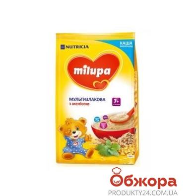 Каша Milupa молочная мультизлак. с печеньем  210г – ИМ «Обжора»