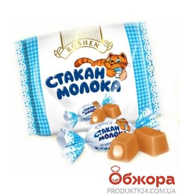 Конфеты Рошен (Roshen) Стакан молока 200 г – ИМ «Обжора»