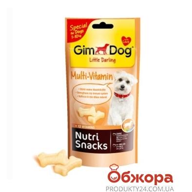 Корм Гимпет (Gimpet) лакомство витамин. Микс 15г GimDog – ИМ «Обжора»