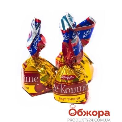Конфеты Конти (Konti) деконте вишня – ИМ «Обжора»