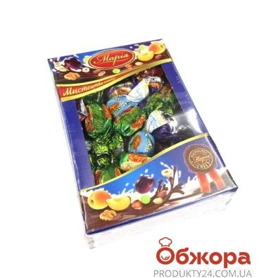Конфеты Мария фруктовое ассорти в шоколаде 250г – ИМ «Обжора»