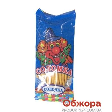 Соломка Клоун 40г сладкая – ИМ «Обжора»