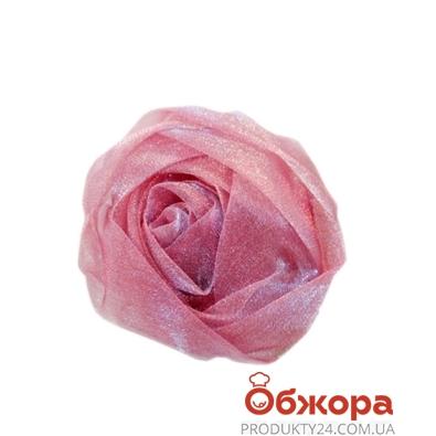 Резинка Ласковая для волос роЗеленая Аптека розовая 51134 – ИМ «Обжора»