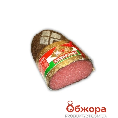 Колбаса Испания Casaponsa Салями Екстра в перце – ИМ «Обжора»