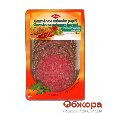 Колбаса Астро (Astro) Салями по вестфальски с перцем – ИМ «Обжора»