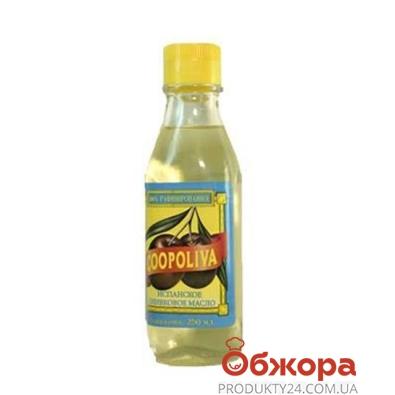 Оливковое масло Кополива (Coopoliva) Extra  Ligj 0,25 л – ИМ «Обжора»