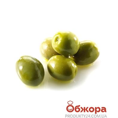 Оливки  Греция 101*110 вес – ИМ «Обжора»