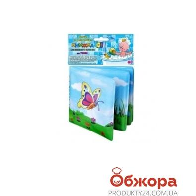 Книжка для ванной HU 70038 12 вид.пищалка,кул,20cм – ИМ «Обжора»