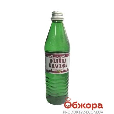 Вода Аква поляна Поляна Квасова  0,5 л – ИМ «Обжора»