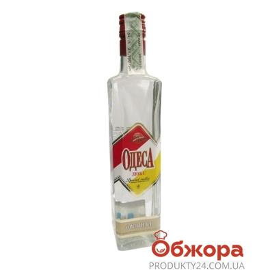 Водка Одесса Люкс Оригинал штоф 0,5 л – ИМ «Обжора»