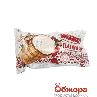 Мороженое Ласунка Козаки ваф.стак. 70г – ИМ «Обжора»