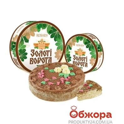 Торт Рошен Золотые Ворота 0,5кг – ИМ «Обжора»