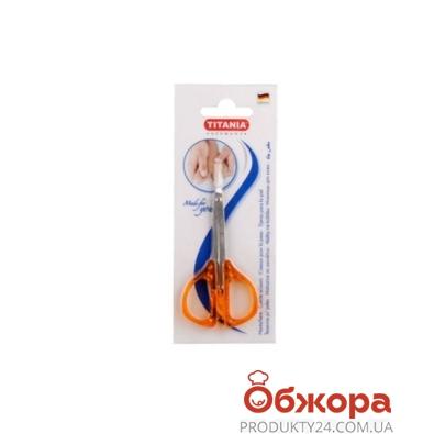 Ножницы Титания (Titania) для кожи PS100 – ИМ «Обжора»