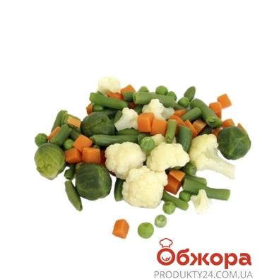 Зам.Овощи Рудь Весення смесь 7 компонентов  вес. – ИМ «Обжора»