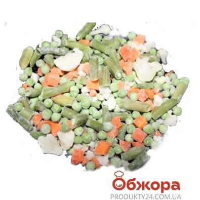 Замороженные овощи Рудь Овощной букет вес. – ИМ «Обжора»