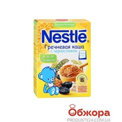 Каша Nestle б/мол гречневая с черносливом м/у 180 г – ИМ «Обжора»