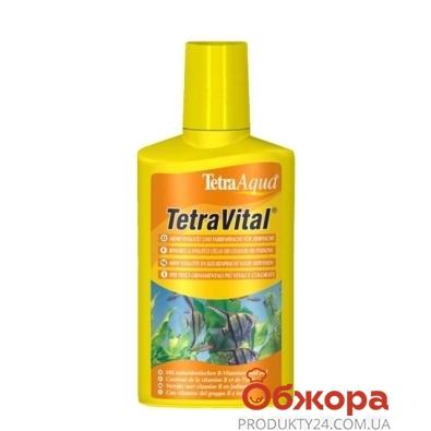 Кондиционер для поддержания естеств. условий Tetra AQUA VITAL 100мл на 200 л 139237 – ИМ «Обжора»