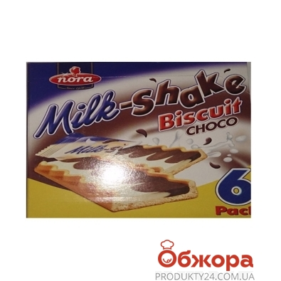 Печенье Нора (Nora) сливочно шоколадная начинка 150г – ИМ «Обжора»