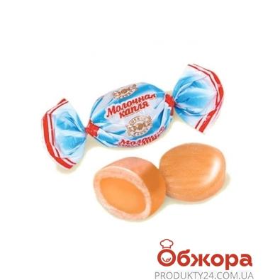 Конфеты Рошен Молочная капля вес – ИМ «Обжора»