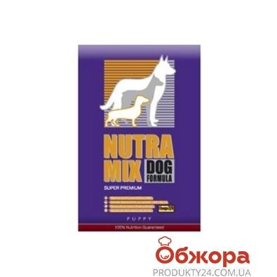 Корм для собак  Нутра микс (Nutra mix) Дог паппи 1кг – ИМ «Обжора»