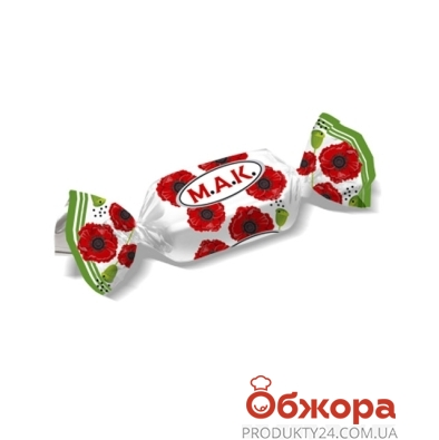 Конфеты Конти (Konti) мак вес – ИМ «Обжора»