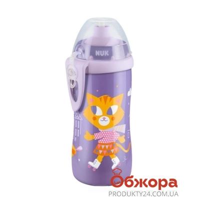 Поильник Нук (Nuk) Junior Cup,300мл, 36 мес+ – ИМ «Обжора»