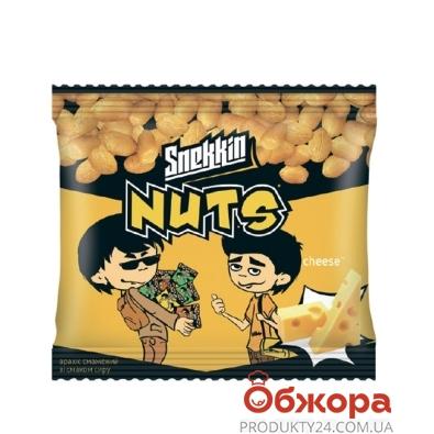 Орешки Снекин 30г Cыр – ИМ «Обжора»