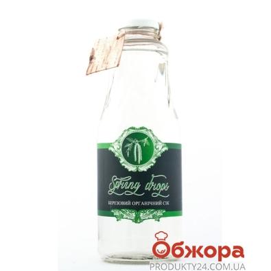 Сок Берёзовый с фруктозой Органик 1л – ИМ «Обжора»