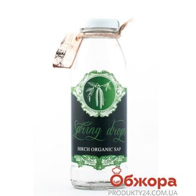 Сок Берёзовый без сахара Органик 0,3л – ИМ «Обжора»