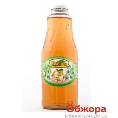 Сок Берёзово-яблочный 1л – ИМ «Обжора»