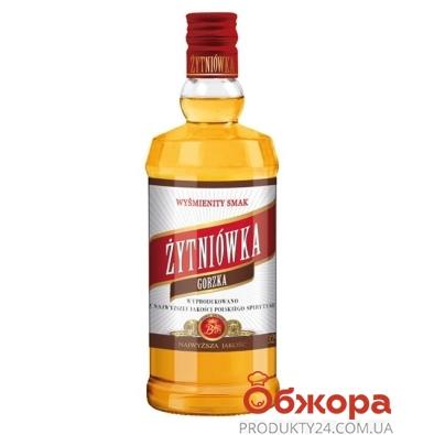 Настойка Житневка (Zytniowka) горькая 0,5 л – ИМ «Обжора»