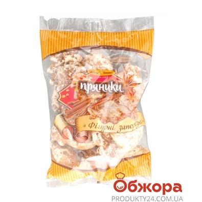 Пряники Киевхлеб (БКК) Запорожские фигурные 500 г – ИМ «Обжора»