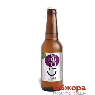 Напиток плодово-ягодный с/а Слива 0,35л – ИМ «Обжора»