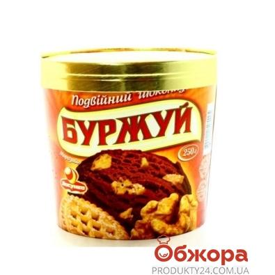 Мороженное Ласунка Буржуй Двойной шоколад 230 г – ИМ «Обжора»